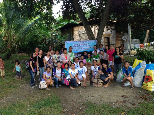 Bohol Relief Operations (4)