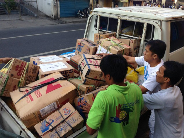 Bohol Relief Operations (7)