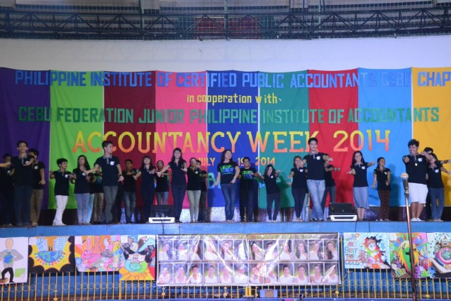 July 13, 2014 Grand Opening (Funwalk from Fuente Osmena to Cebu Coliseum), Inter-school Dance Palabas Competition2