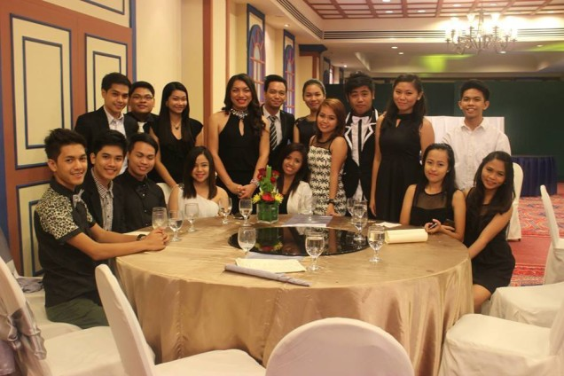 Past Presidents' Night and Induction Ceremonies 3