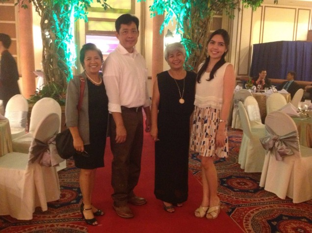 Past Presidents' Night and Induction Ceremonies