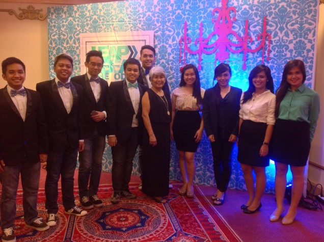 Past Presidents' Night and Induction Ceremonies2